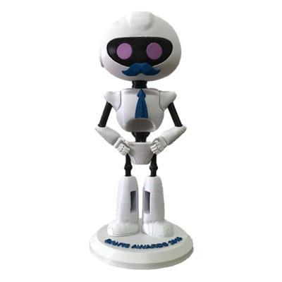 Oaloo - Troféu Personalizado Robô 3D