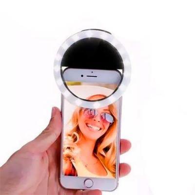 renova-brindes - Luz de led recarregável para iluminação de fotos e selfies para celulares. Suas fotos muito mais iluminadas e nítidas.
