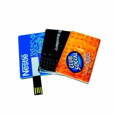 Zoom Brindes - Pen Card Personalizada