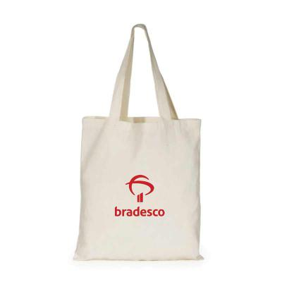 Zoom Brindes - Sacola de algodão (Ecobag) Personalizada