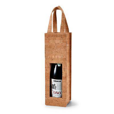 First Stop Comercio de Brindes e Eventos - Sacola para garrafa