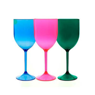 Plasmold - Taça de drink e vinho - Bordô