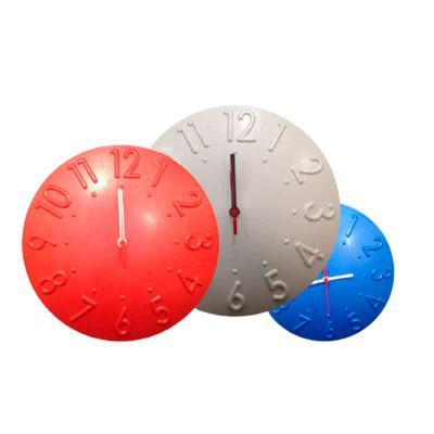 Plasmold - Relógio de parede