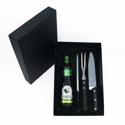 A&B Kits Corporativos - KIT CHURRASCO AND OLIVE