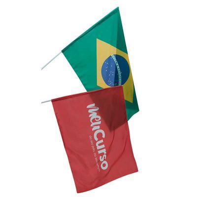 Rnaza Prana Material Promocional - Bandeirinha plástica