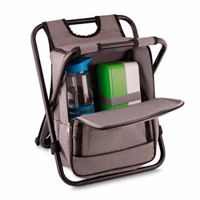 Rnaza Material Promocional - Bolsa mochila térmica com cadeira