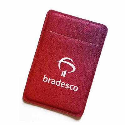 Rnaza Material Promocional - Porta cartão para celular