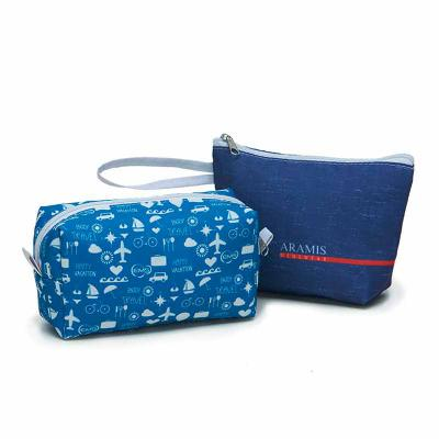 Rnaza Prana Material Promocional - Necessaire em tecido 100% poliéster