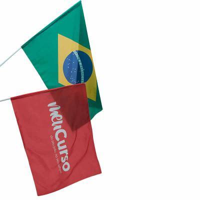 Rnaza Prana Material Promocional - Bandeira em tecido com impressão digital