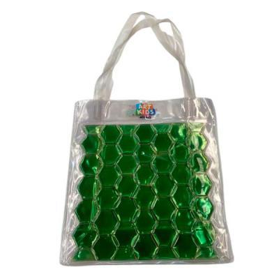 Rnaza Material Promocional - Sacola Plástica em PVC transparente