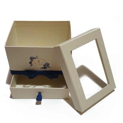 Rnaza Prana Material Promocional - Caixa em cartão rígido (cartonagem) com gavetinha
