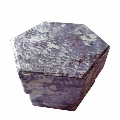 Rnaza Prana Material Promocional - Caixa Personalizada em cartão rígido (cartonagem), decorada e articulada