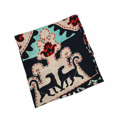 Rnaza Prana Material Promocional - Canga em tecido crepe de poliéster