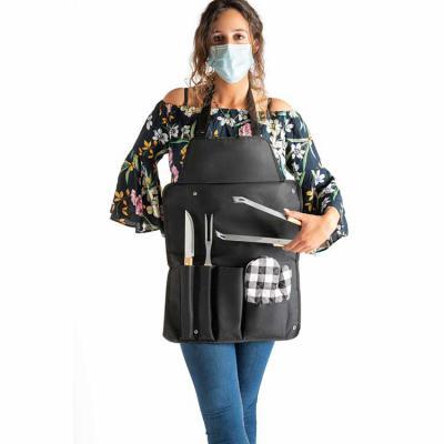 Rnaza Material Promocional - Kit churrasco com avental