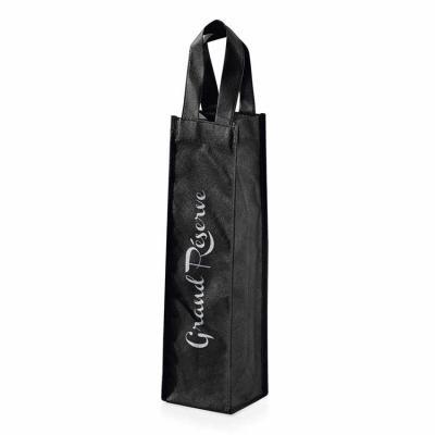 Rnaza Material Promocional - Sacola para 1 garrafa (porta garrafa)