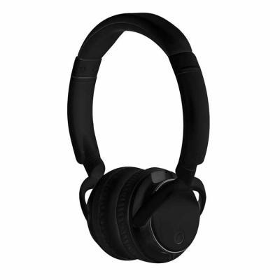 Over Brindes - Fones de ouvido na cor preta