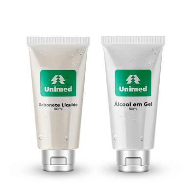 Over Brindes - Kit de Higiene Pessoal personalizado