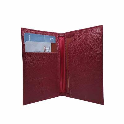 KCB Acessórios - Porta Cartões em couro