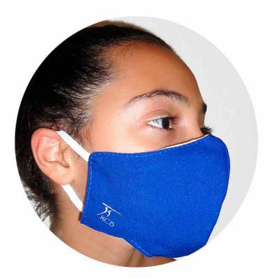 KCB Acessórios - Máscara protetora facial reutilizável personalizada