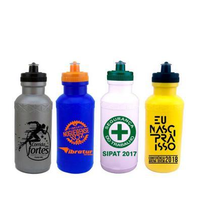 Leo Brindes Personalizados - Squeeze Personalizado 500 ml Plástico