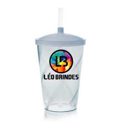 Leo Brindes Personalizados - Copo Acrílico 550 ml Personalizado