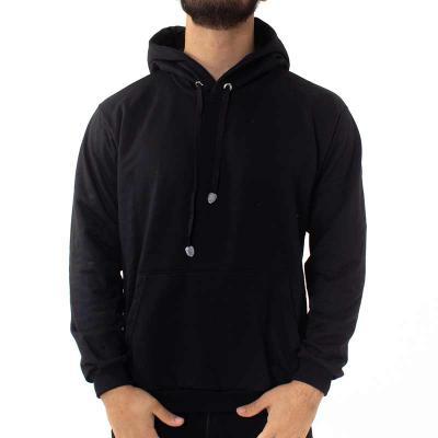 VB Camisetas - Moletom de alta qualidade e ótimo caimento.  Modelo canguru   Manga longa, Com cordão e capuz   Composição: 50% algodão e 50% poliéster