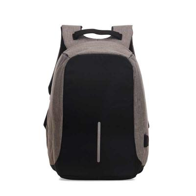 Qmais Promo - Mochila Anti Furto com Porta Notebook