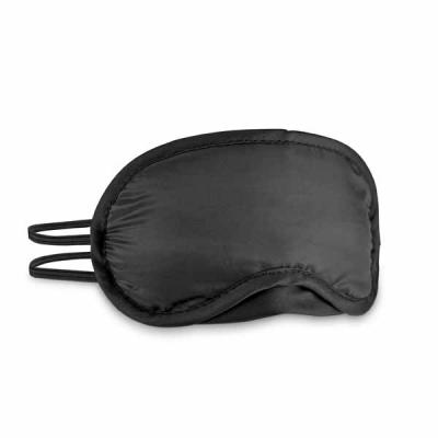 Mathias Promocionais - Máscara para dormir. 190T. Interior almofadado. 185 x 90 mm.