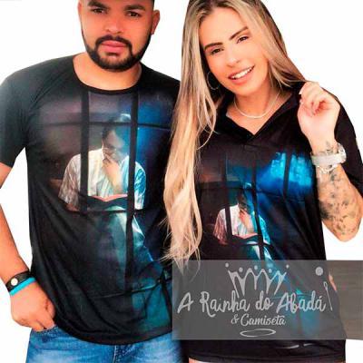 A Rainha do Abadá - Camiseta em tecido softpowers