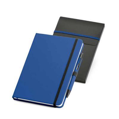 Nazartes Brindes - Kit Bloco de Anotação com caneta e embalagem