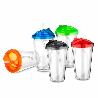 Nazartes Brindes - Copo plástico 500ml personalizado