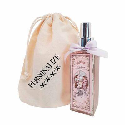 De La Merche - Home spray vintage Clara & Marguerite em sacolinha de algodão