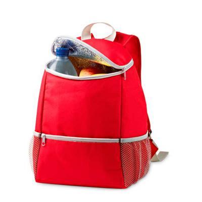 EV Brindes - Térmica tipo mochila personalizada