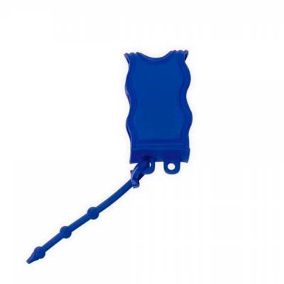 EV Brindes - Chaveiro porta álcool gel, material emborrachado com capacidade para frasco de 35ml. Diversas cores Medidas: Altura :  6,5 cm / Largura :  3,7 cm Pers...