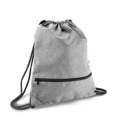 EV Brindes - Mochila saco Com Bolso Frontal. Personalizada em diversos cores. Tamanho: 33 x 43 cm. Fabricamos com medidas exclusivas consulte nossos vendedores.  M...