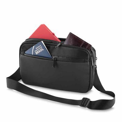 artpromo - Pochete estilo mini bolsa com alça regulável e destacável