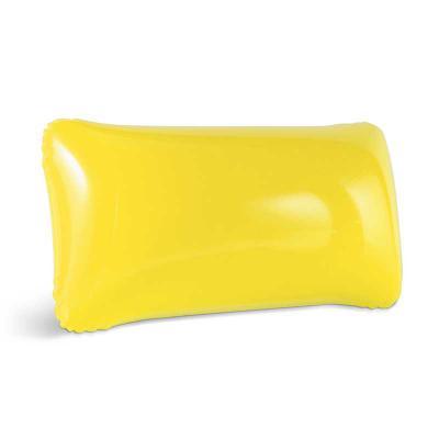 ArtPromo - Almofada inflável. PVC opaco. 310 x 185 x 130 mm