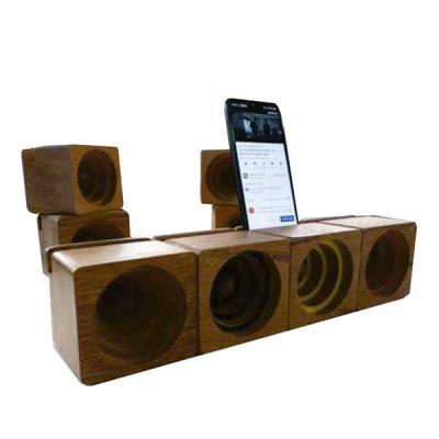 ArtPromo - Caixa Amplificadora para Celular Amplificador Som Rústico - KIT 4 Unidades  Um super presente para qualquer idade ou gênero. A caixa amplificadora é d...