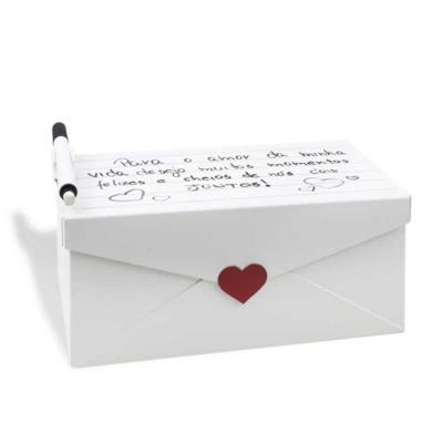 ArtPromo - Caixa de Recordações Carta de Amor