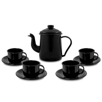 ArtPromo - Conjunto de café com xícaras