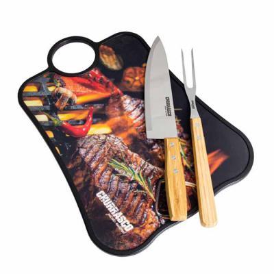 ArtPromo - Kit churrasco 3 peças