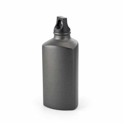 ArtPromo - Squeeze. Alumínio. Com tampa em PP. Capacidade: 600 ml. Food grade. Caixa branca 94654 vendida opcionalmente. Ø75 x 158 mm