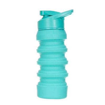 ArtPromo - Squeeze retrátil 500ml livre de BPA, produzido em polipropileno e thermorubber. Tampa rosqueável com alça, bocal e tampa protetora.  Altura :  13,5 cm...