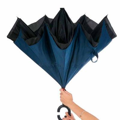 Personalite Brindes - Guarda chuva invertido personalizado