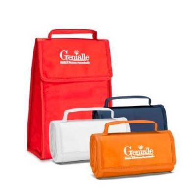 Genialle Brindes & Personalizados - Bolsa térmica 5L dobrável
