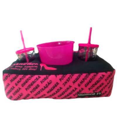 Genialle Brindes & Personalizados - Kit pipoca almofada personalizada à sua escolha .