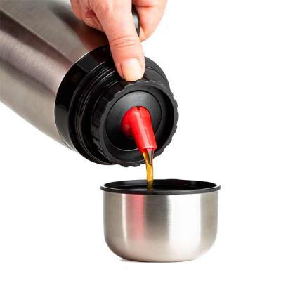 Genialle Brindes & Personalizados - Garrafa Térmica inox 1 litro