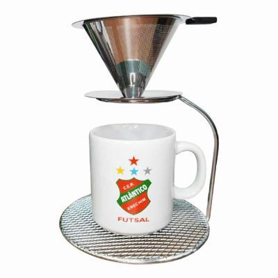Genialle Brindes & Personalizados - Kit café P