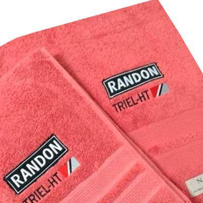 Genialle Brindes & Personalizados - Kit toalha de banho+rosto