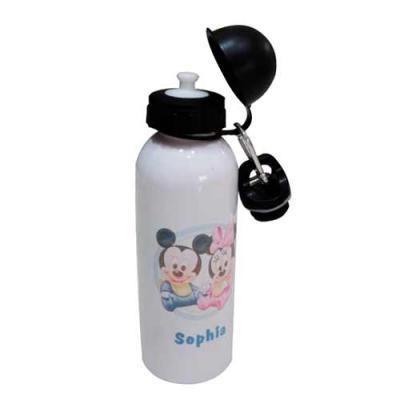 Genialle Brindes & Personalizados - Squeeze Alumínio 500ml